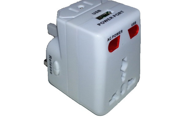 OA006 Universal Travel Charger