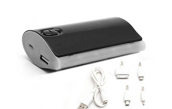 Batterie mobile PL07 Portable Chargeur